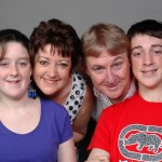 Karen and family