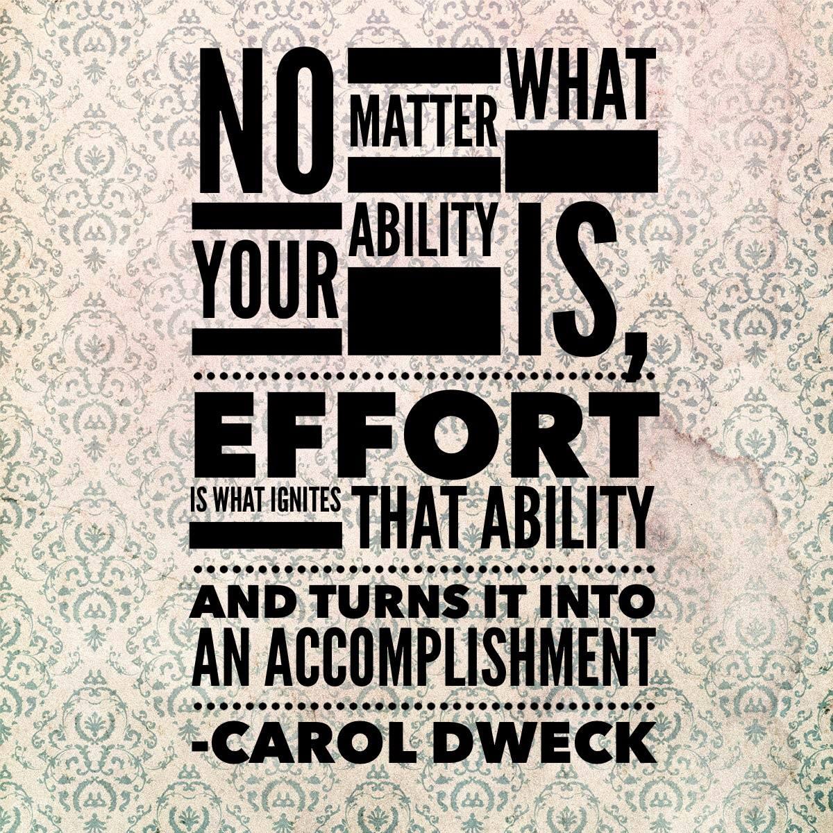 Effort vs accomplishment | Karen Tui Boyes Speaker